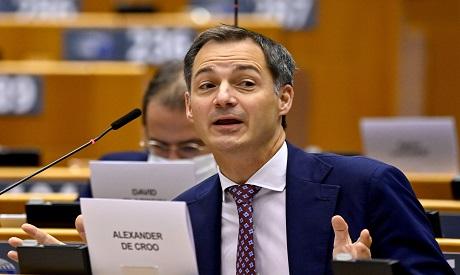 Belgium PM