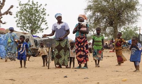 Sahel Africa crisis AP photo