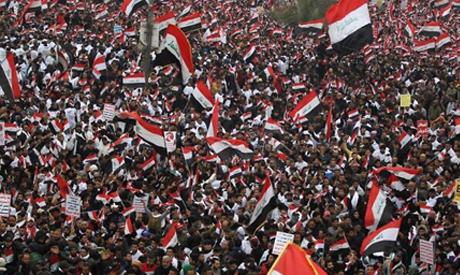 Iraq's uprising, one year on