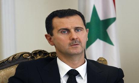 Syrian President Bashar al-Assad (Reuters)