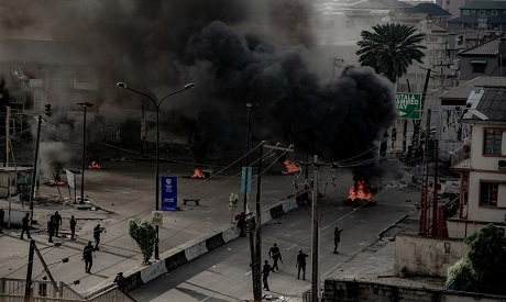 Nigeria demonstrations