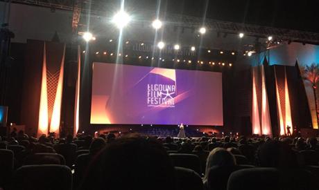 El Gouna Film Festival opening ceremony
