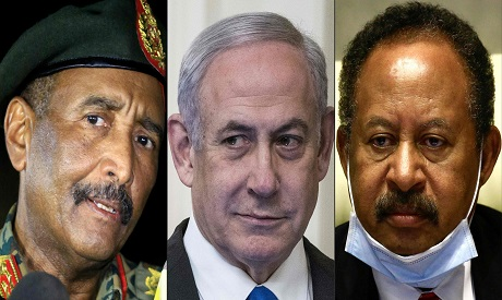 Sudan - Israel