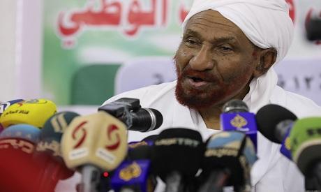 Sudan Sadiq al-Mahdi AP Photo