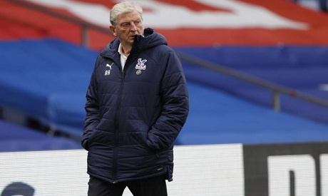 Crystal Palace boss Roy Hodgson expresses delight in his squad changes