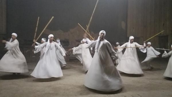 Medhat fawzi for stick arts