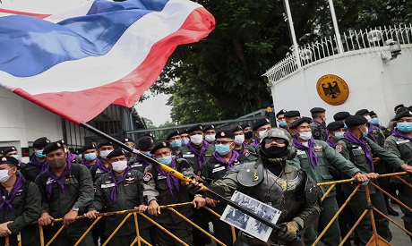 Thai protests AFP