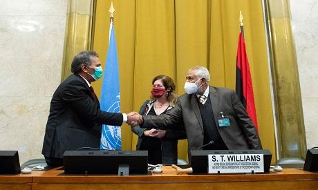 Libyan peace talks