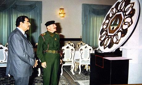 Saddam and Duri