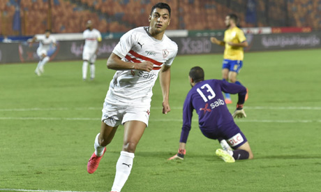 Zamalek Mostafa Mohamed