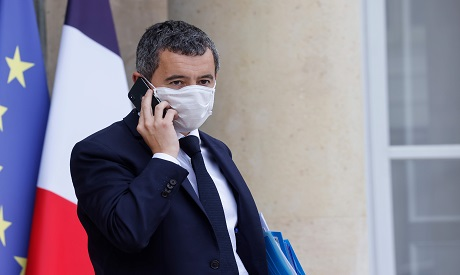 French Interior Minister Gerald Darmanin (Photo: AFP)