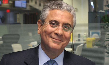 Vice President of the World Bank for Middle East and North Africa Ferid Belhaj