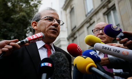 Mohammed Moussaoui AFP