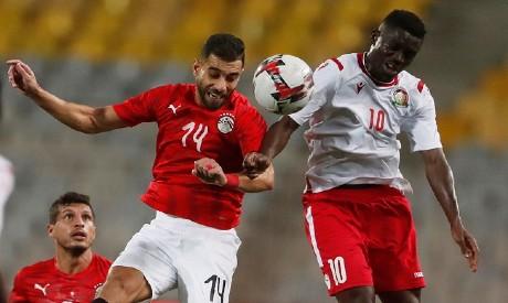 Egypt v Kenya
