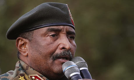 Sudanese Gen. Abdel-Fattah Burhan