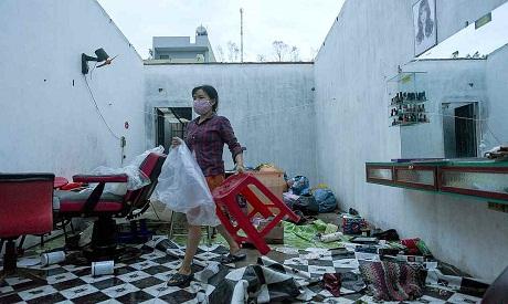 Vietnam/ typhoon
