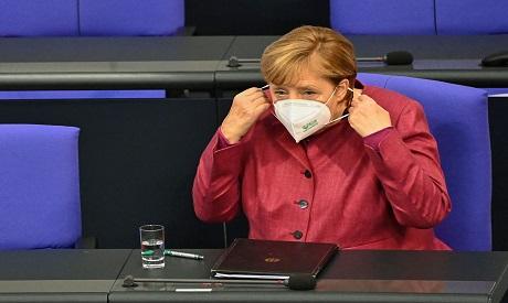 Chancellor Angela Merkel AFP
