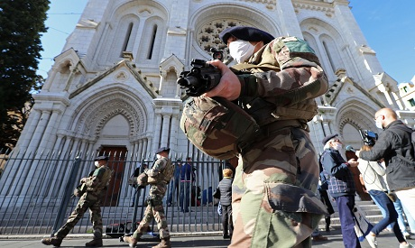 French soldiers AFP