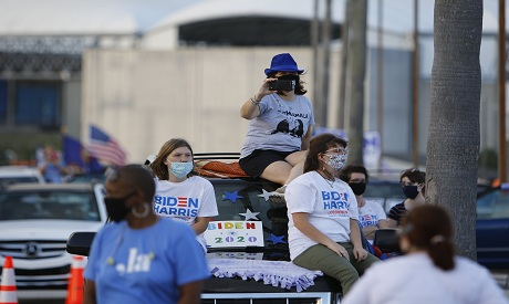 US ELECTIONS 2020 FLORIDA AP)