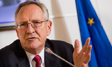 Nick Witney, the founder and first chief executive of the European Defence Agency in Brussels