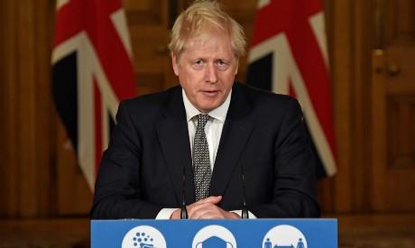 British Prime Minister Boris Johnson Reuters
