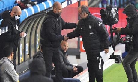 Guardiola and Bielsa