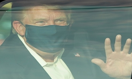 Trump AFP