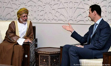 Oman becomes first Gulf state to reinstate ambassador in Syria