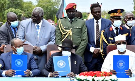 Sudan signs Juba Agreement