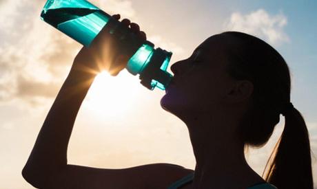 Avoiding over-hydration
