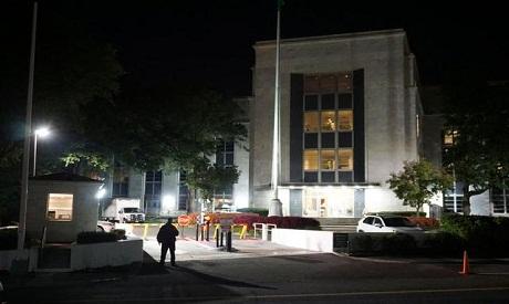 Saudi Embassy in Washington
