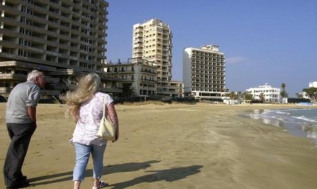North Cyprus beach resort