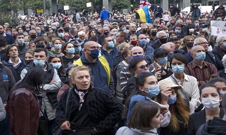Protests in Georgia