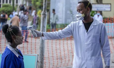 Zewditu Memorial Hospital in Addis Ababa