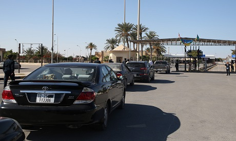 Tunisia-Libya Border