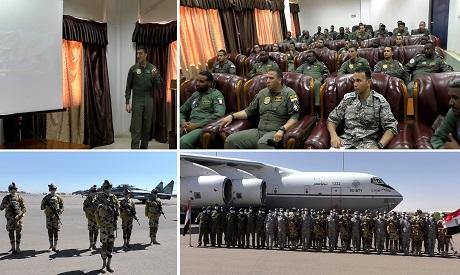 Egyptian-Sudanese military exercise
