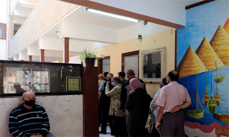 Voting in parliamentary elections