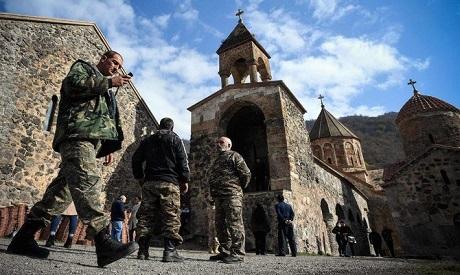 Armenia/ Azerbaijan