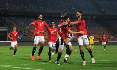 Egypt v Togo