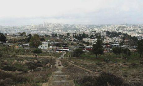 Givat Hamatos, a settlement neighborhood of Jerusalem