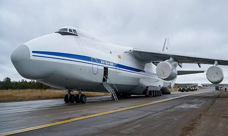 Russian air force
