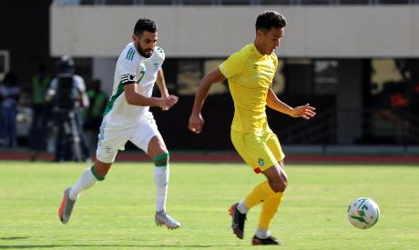 Zimbabwe vs Algeria