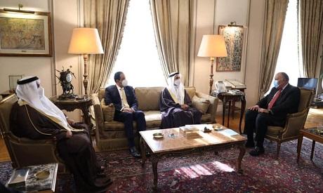 FM, Arab Parliament speaker