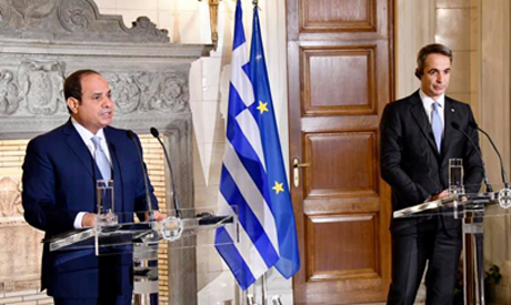 Egypt and Greece cooperation