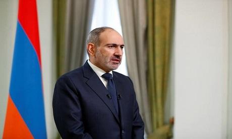 Armenian Prime Minister Nikol Pashinyan . AFP