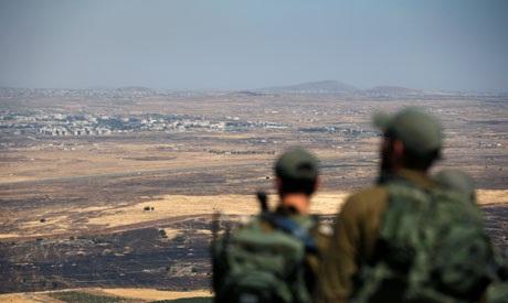 Israel/Syria