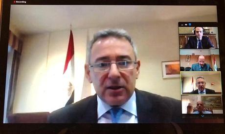 Egypt Ambassador to the UK