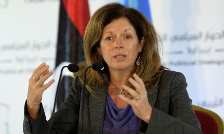 UN envoy to Libya Stephanie Williams