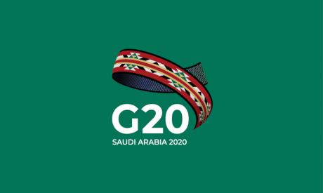 Logo of G20 summit