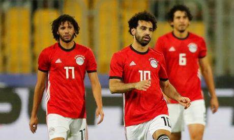 Mohamed Salah, Mohamed Elneny